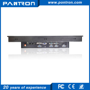 2 COM port 17 inch industrial panel PC with HDMI pictures & photos
