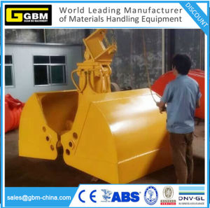 Hydraulic Clamshell Excavator Grab Bucket for All Kinds of Excavators pictures & photos