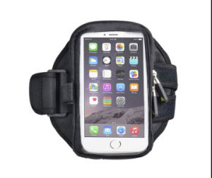 New Design Promotiom Gift Soft Mobile Phone Armband pictures & photos