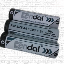 AA Size Carbon Zinc R6p Battery pictures & photos