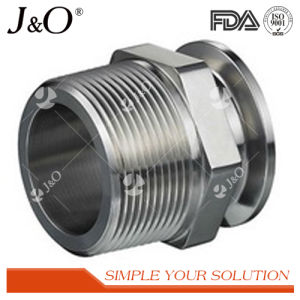 Sanitary Hex Ferrule Tube Pipe Fittings Female Clamp Adapter pictures & photos