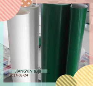 White or Green PVC Food Conveyor Belts PVC Belts pictures & photos