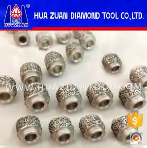 Huazuan Electroplated Diamond Wire Saw Beads pictures & photos