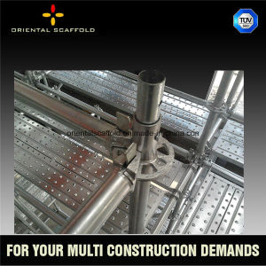 High Bearing Capacity System Scaffolding Ringlock pictures & photos