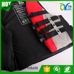 Durable Workwear 4-Buckle Life Jacket Vest (HW-LJ042) pictures & photos