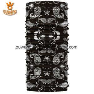 Design Your Own Multi Purpose Microfiber Paisley Tube Bandana pictures & photos