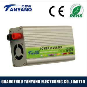 Power Inverter 12V 220V 1200W Modified Sine Wave Inverter
