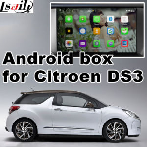 Android GPS Navigation Box for Ds3 Mrn Smeg+ Video Interface pictures & photos