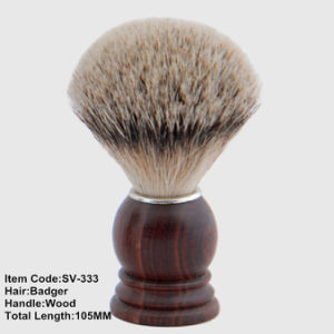 Badger Hair Shaving Brush pictures & photos