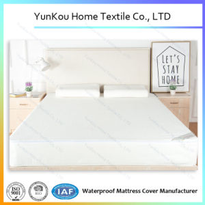 Bamboo Fiber Knitting Jacquard Mattress Encasement with Zipper pictures & photos