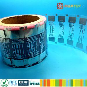ISO18000-6C EPC GEN2 ALIEN 9662 passive RFID UHF dry inlay pictures & photos