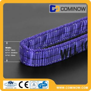 Polyester Webbing Slings / Flat Web Sling / Double Ply Webbing Sling 1000kg pictures & photos