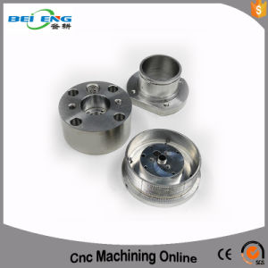 CNC Lathe Stainless Steel Quick Coupling 304 Connectors pictures & photos