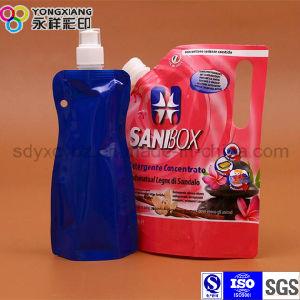 Stand up Liquid Spout Bag with Spout pictures & photos