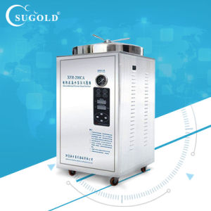 Stainless Steel Vertical Automatically Control Type Intelligent Autoclave pictures & photos