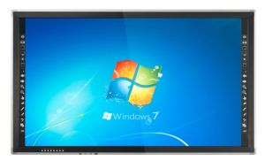 65, 75inch LED Panel Touch Screen Monitor All in One PC with Factory Price pictures & photos