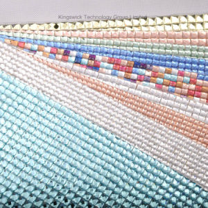 Crystal Hotfix Rhinestone Sheet, 24*40cm Hotfix Mesh Sheet pictures & photos