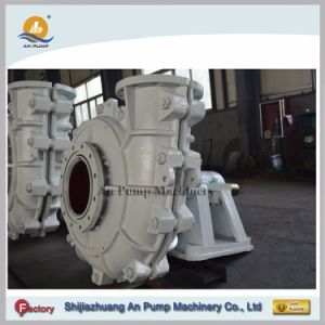 High Chrome Metal Horizontal Centrifugal Slurry Pump for Mining pictures & photos