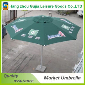Swimming Pool Patio Garden Line Umbrella pictures & photos