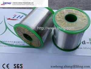 Lead Free Silver Solder Wire Welding Wire Sn3.5AG Φ 1.0mm pictures & photos