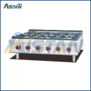 Gh997-1 Gas Range with 6 Burner of Catering Equipment pictures & photos
