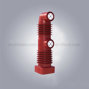 36kv/2500A/31.5ka Epoxy Resin Embedded Pole-Vacuum Breaker Insulator pictures & photos