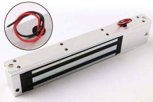 Single Door Magnetic Lock with LED Holding Force 280kg (600Lbs) pictures & photos