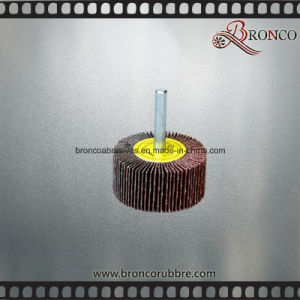 Aluminium Oxide Sanding Cloth Wheel /Flap Wheel for Stainless Steel