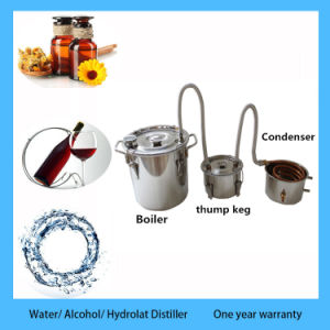 Kingsunshine 18L/5gallon DIY Home Copper Water Alcohol Distiller Moonshine Stills pictures & photos