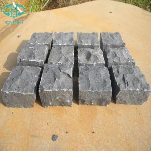 Zhangpu Black/Natural Split Zp Black Basalt/China Basalt/Paving Stone Basalt pictures & photos