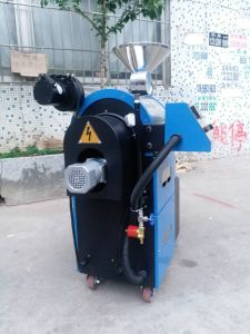 2kg Propane Coffee Roaster/2kg Coffee Roasting Machine for Hotel, Cafe, Restaurant pictures & photos