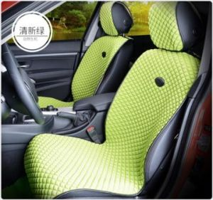 Car Seat Cover Flat Shape Ice Silk for 7 Seats