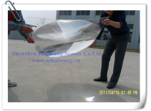 Large Sog Glass Solar Fresnel Lens Linear Lens Foculs 1000mm for Solar Concentrator pictures & photos