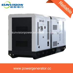 Heavy Duty Super Silent Type Generator Set 625kVA Standby pictures & photos