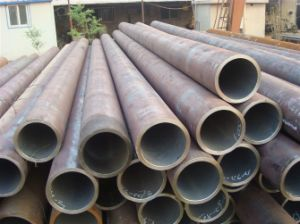 Seamless Pipe Steel Tube 45mn2 Material pictures & photos