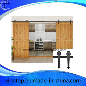 Newest Sliding Barn Door Hardware for Wooden Door pictures & photos