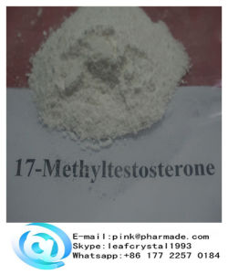 Effective Functional Steroid 17-Methyltestosterone Raw Powder Hormone pictures & photos