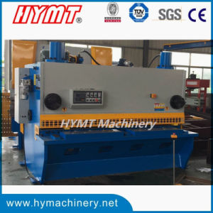 QC11Y-6X2500 E21S control hydraulic guillotine shearing cutting machine pictures & photos