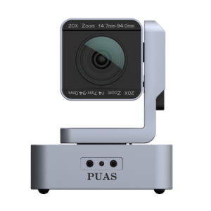 3, 27MP Hfov 55.4 Degree, 20X Optical Zoom HD PTZ Conference Camera pictures & photos