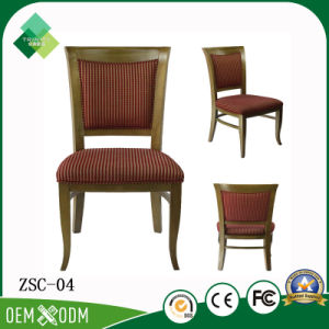High Quality Simple Style High Back Chair for Restaurant (ZSC-04) pictures & photos