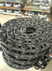 Excavator Spare Parts Track Link Excavator Assembly Chain Link Assy for Bullozer Parts