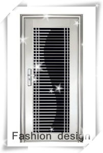 2017 Hot Sales Stainless Steel Security Door pictures & photos
