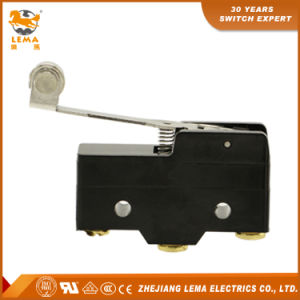 Lema Sensitive Hinge Metal Roller Lever Lz15-Gw2m-B pictures & photos