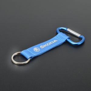 Professional Wrist Strap Short Lanyard for Keys Carabiner Hook