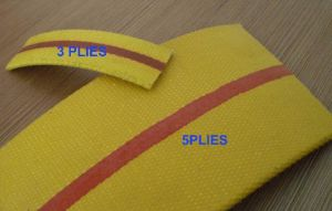 Fold Edge or Mould Edge Flat Rubber Belt pictures & photos
