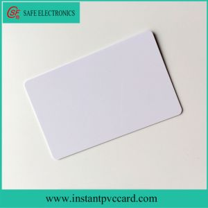 Personalized 0.45mm Thickess Inkjet PVC ID Card pictures & photos