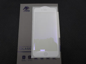 Ultra High Viscosity Anti Blue Light 3D Curved Edge Screen Cover for iPhone6 Plus