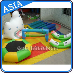 Professional Inflatable Water Bungee Trampoline for Export pictures & photos