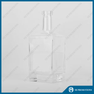 700ml Customized Black Liquor Bottle (HJ-GYSN-A04(B)) pictures & photos
