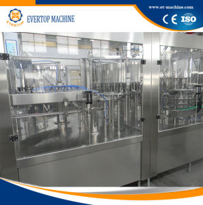 Automatic Wulong Tea and Fruit Juice Filling Machine pictures & photos